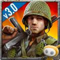 Frontline Commando: D-Day Android Front Cover