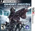 Tom Clancy's Ghost Recon: Shadow Wars Nintendo 3DS Front Cover