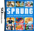 Sprung Nintendo DS Front Cover
