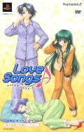 Love Songs: Idol ga Classmate (Shokai Gentei Box Type A: Seto, Mizuki Version) PlayStation 2 Front Cover