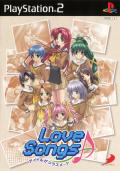 Love Songs: Idol ga Classmate (Shokai Gentei Box Type A: Seto, Mizuki Version) PlayStation 2 Other Keep Case (Front) - Game