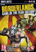 Borderlands: Game of the Year Edition Windows Front Cover
