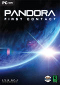 Pandora: First Contact Windows Front Cover