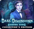 Dark Dimensions: Somber Song (Collector's Edition) Macintosh Front Cover
