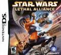 Star Wars: Lethal Alliance Nintendo DS Front Cover