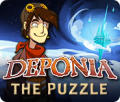 Deponia: The Puzzle Windows Front Cover