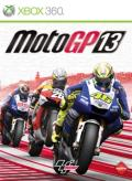 MotoGP 13 Xbox 360 Front Cover