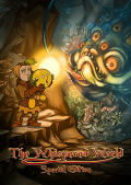 The Whispered World: Special Edition Macintosh Front Cover