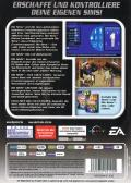 The Sims: Deluxe Edition Windows Back Cover