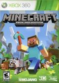 Minecraft: Xbox 360 Edition Xbox 360 Front Cover