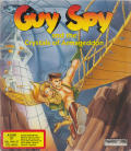 Guy Spy and the Crystals of Armageddon Atari ST Front Cover