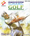 Ultra Golf Game Boy Front Cover