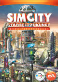 SimCity: Cities of Tomorrow Macintosh Front Cover