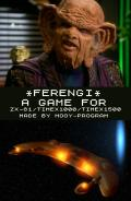 Ferengi ZX81 Front Cover