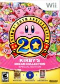 Kirby's Dream Collection: Special Edition Wii Front Cover