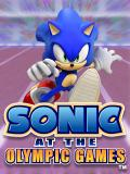 Sonic at the Olympic Games J2ME Front Cover