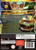 SpongeBob SquarePants: The Movie GameCube Back Cover