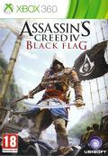 Assassin's Creed IV: Black Flag Xbox 360 Front Cover
