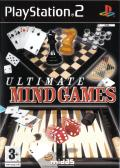 Ultimate Mind Games PlayStation 2 Front Cover