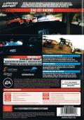 SHIFT 2 Unleashed (Limited Edition) Windows Back Cover