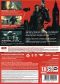 Wolfenstein: The New Order Windows Back Cover