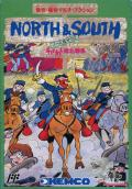 North & South NES Front Cover