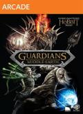 Guardians of Middle-earth Xbox 360 Front Cover