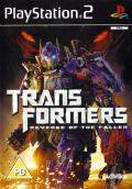 Transformers: Revenge of the Fallen PlayStation 2 Front Cover