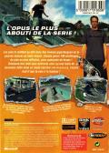 Tony Hawk's Pro Skater 4 Xbox Back Cover