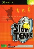 Slam Tennis Xbox Front Cover