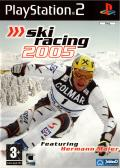 Ski Racing 2005 - Featuring Hermann Maier PlayStation 2 Front Cover