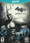 Batman: Arkham City - Armored Edition Wii U Front Cover