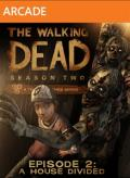 The Walking Dead: Season Two - Episode 2: A House Divided Xbox 360 Front Cover