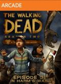 The Walking Dead: Season Two - Episode 3: In Harm's Way Xbox 360 Front Cover