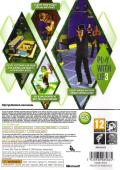 The Sims 3 Xbox 360 Back Cover