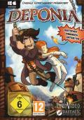 Deponia Macintosh Front Cover