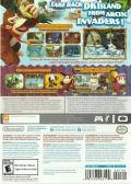 Donkey Kong Country Tropical Freeze Wii U Back Cover