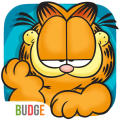 Garfield: Living Large! iPad Front Cover