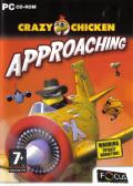 Crazy Chicken Approaching Windows Front Cover