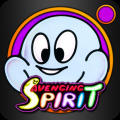 Avenging Spirit iPad Front Cover