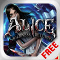 Alice: Madness Returns iPhone Front Cover