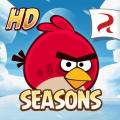 Angry Birds: Seasons iPad Front Cover Full non-free version