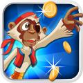 Bounty Monkey Android Front Cover
