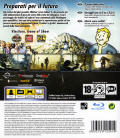 Fallout 3 (Collector's Edition) PlayStation 3 Other Keep case - back