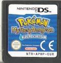 Pokémon Mystery Dungeon: Blue Rescue Team Nintendo DS Media