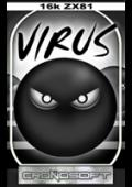 Virus ZX81 Front Cover