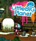 LittleBigPlanet PlayStation 3 Inside Cover Right