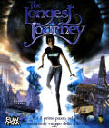 The Longest Journey Windows Front Cover