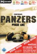 Codename: Panzers - Phase One (Special Edition) Windows Front Cover