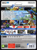 Mario Kart 8 (Limited Edition) Wii U Back Cover